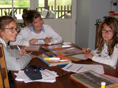 Vendee English School Etudiant